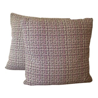 Romo Fabric Pillows - A Pair
