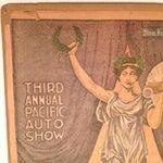 Image of Antique San Francisco Examiner Auto Show Print
