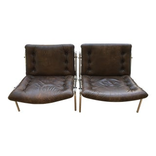 Martin Visser Kyoto for T'spectrum Chairs - A Pair