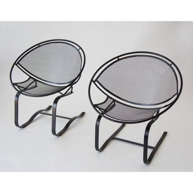Pair of Salterini Patio Rocking Chairs by Maurizio Tempestini - Image 8 of 8