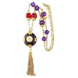 Robert Rose Sautoir Tassel Necklace
