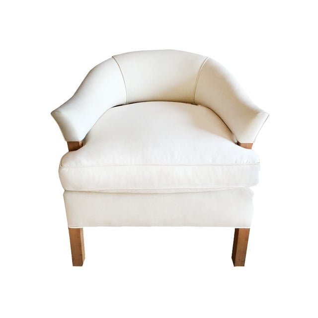 """""""Linden"""" Chair + Custom Upholstery Service - Image 1 of 5"""