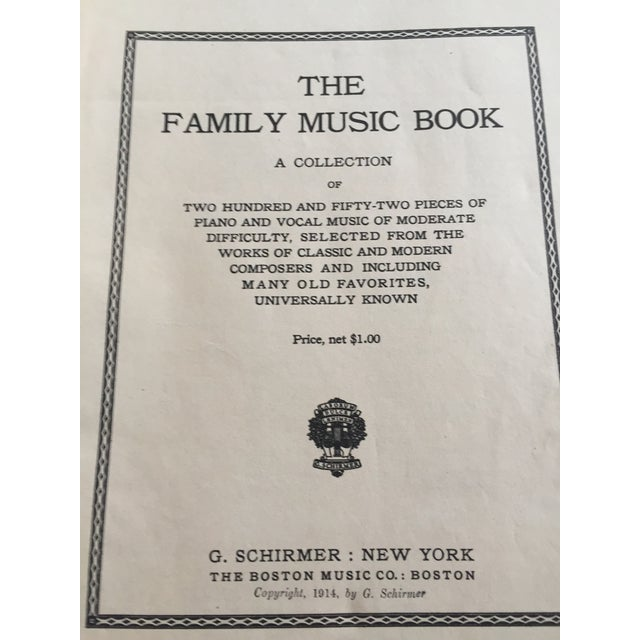 The Family Music Book - Image 4 of 4