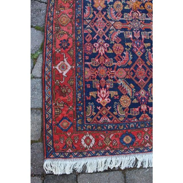 """Image of Semi-Antique Persian Rug - 3'11"""" x 6'1"""""""