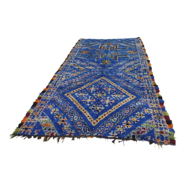 Image of Beni McGuild Moroccan Rug - 6'3 x 10'