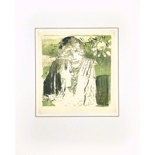 Vintage Fine Art Signed, 1974 - Image 4 of 4