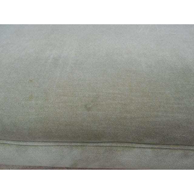 Upholstered Parsons Bench - Image 7 of 7