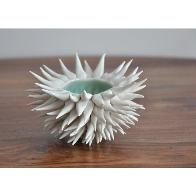 Micro Urchin Bowl in Copper Blue - Image 2 of 4