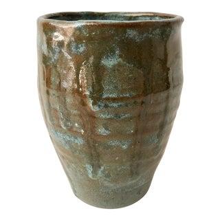 Hand Thrown Ceramic Vase