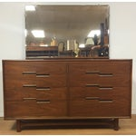 Mid Century Cavalier Dresser And Mirror Chairish