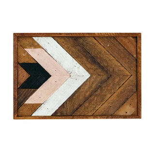 Small Reclaimed Wood Art