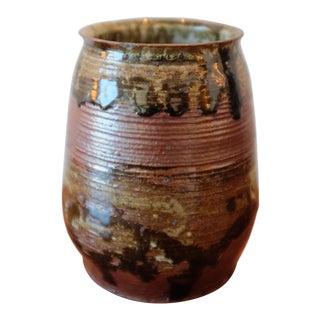 Handmade Stoneware Ceramic Vessel