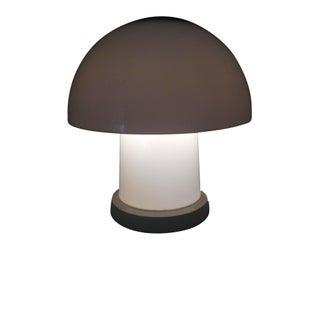 Mid-Century Mushroom Lamp