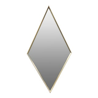 Donnelly-Kelley Mid Century Iconic Diamond Mirror