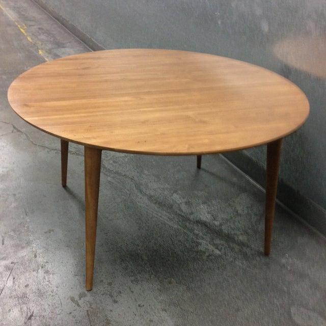 Image of Mid-Century Reclaimed Teak Dining Table