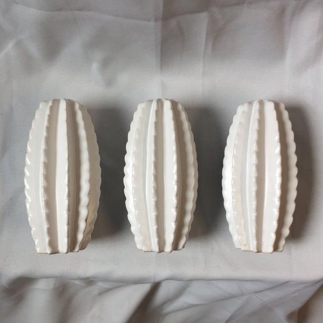 Ceramic Cactus Vases - Set of 3 - Image 3 of 5