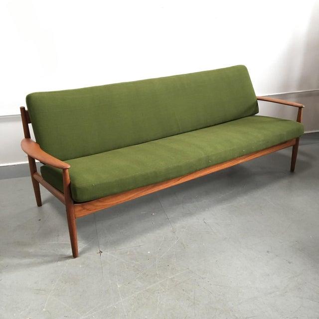 Image of Grete Jalk Danish Sofas - A Pair