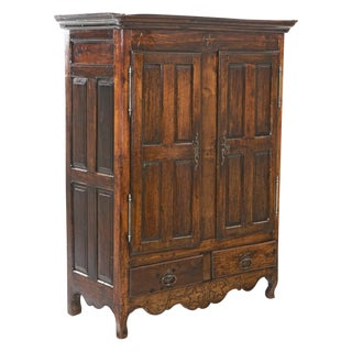 Rustic Armoire – Cabinet