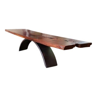 """Balance"" Reclaimed Wood Coffee Table"