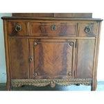 Image of Batesville Vintage Wooden Cabinet