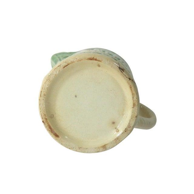 Antique Ceramic Cow Pitcher - Image 6 of 9