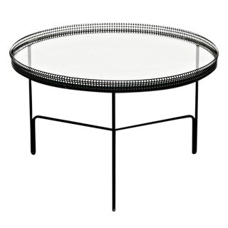 Mathieu Matégot Coffee Table, circa 1950