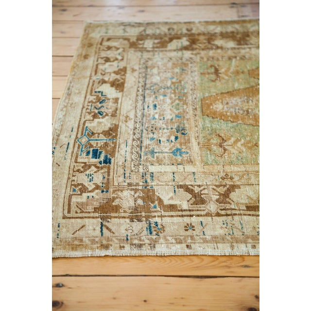 "Distressed Oushak Rug - 4' x 7'4"" - Image 6 of 6"