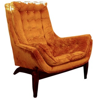 Adrian Pearsall Mid-Century Lounger