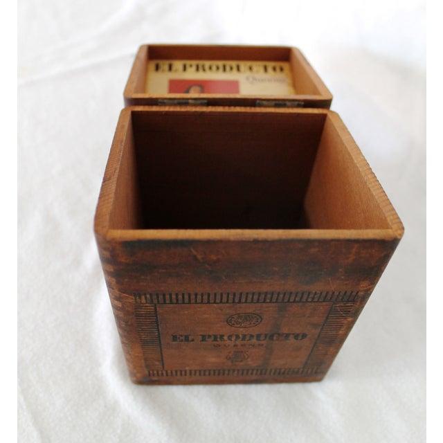 Vintage El Producto Queens Cigar Box - Image 6 of 8