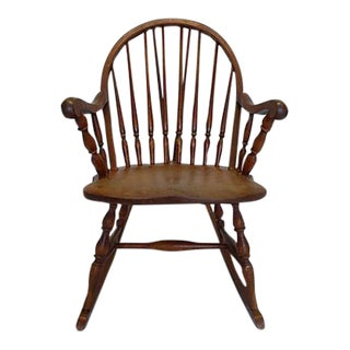 Country Stye Rocking Chair
