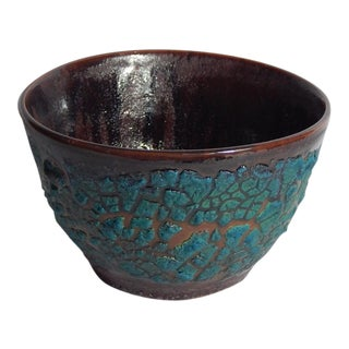 Hand Thrown Earthenware Bowl #22 by Andrew Wilder