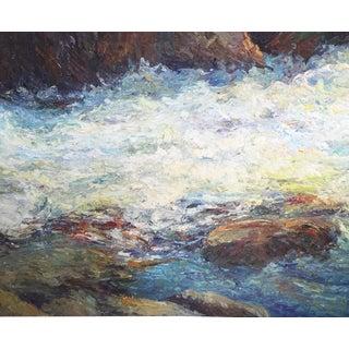 Turbulent Passage by Paul Tom