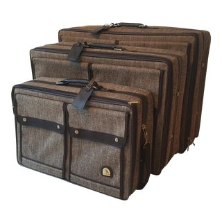 Vintage Jordache Luggage - Set of 3