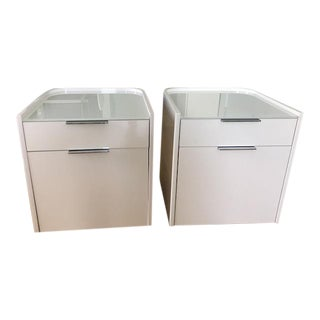 Ligne Roset Filing Cabinets - A Pair