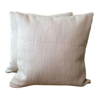 Hermes Flamée Pillow Covers - a Pair