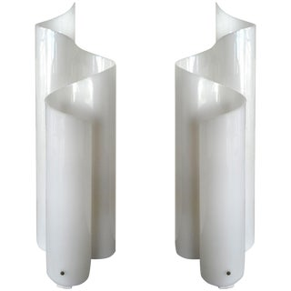Vico Magistretti for Artemide Lamps - a Pair