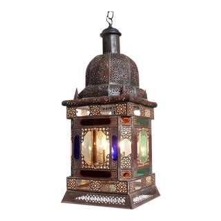 Moroccan Colorful Lantern