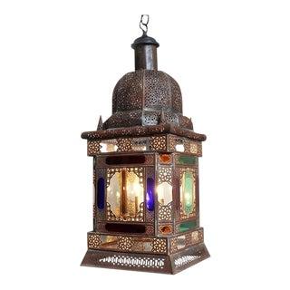 Moroccan Colorful Lantern