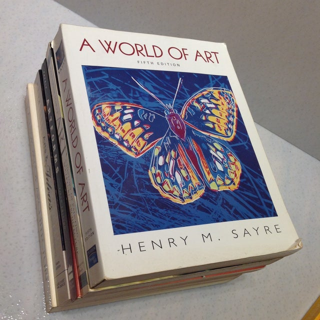 Stack of Art Textbooks - Set of 7 - Image 6 of 11