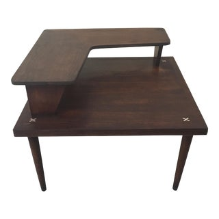 American of Martinsville Tiered Table