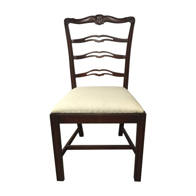 Antique Dining Room Chairs - Set of 5 - Image 1 of 7