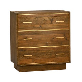 Oak and Pine Dresser