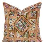 Mosaic Patterned Jaislmer Pillow