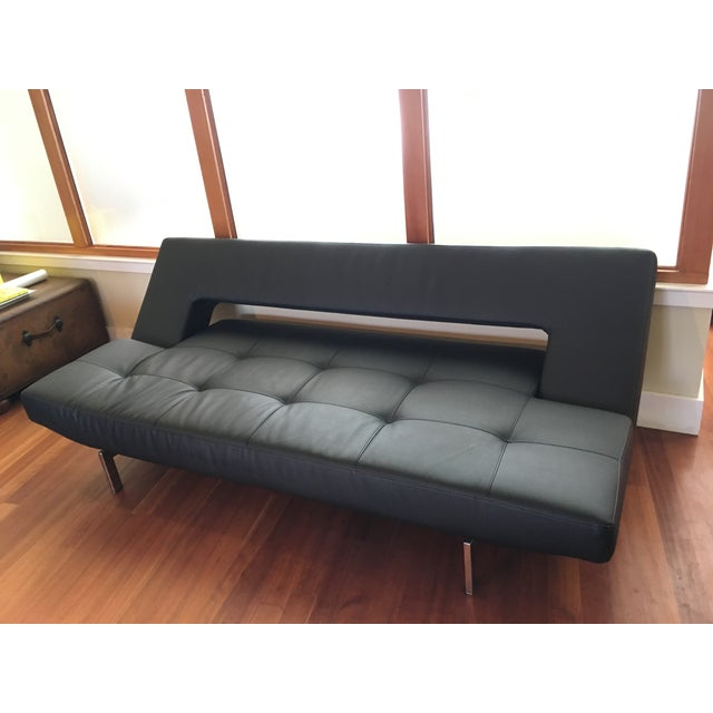 Black Wing Deluxe Sofa Bed By Innovation Chairish