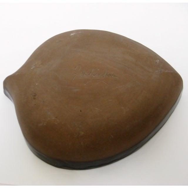 Pine Cone-Shaped Ceramic Dish - Image 7 of 8