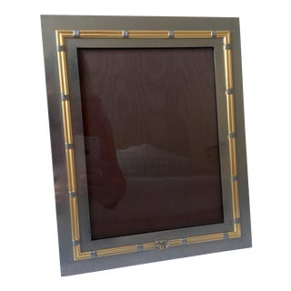 Vintage Gucci Picture Frame