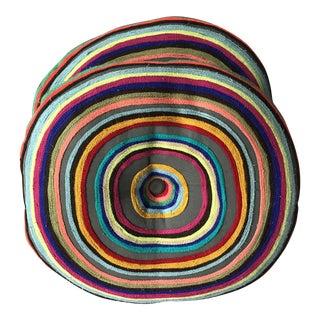 BoConcept Round Decorative Pillows - A Pair