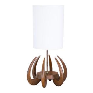 Biomorphic Noguchi Style Table Lamp
