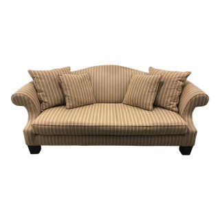 Crate & Barrel Regency Sofa