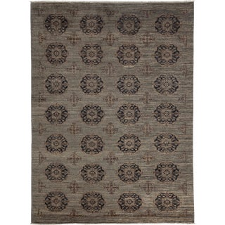 """Ziegler Hand Knotted Area Rug - 4'10"""" X 6'10"""""""